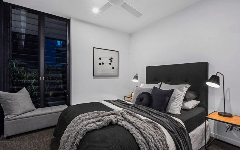 22 Arthur Street - Bedroom - Argentum - Trans Action Property