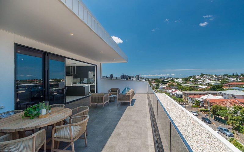 22 Arthur Street - Balcony - Argentum - Trans Action Property