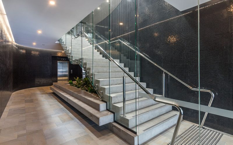 22 Arthur Street - Stairs - Argentum - Trans Action Property
