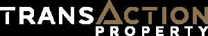TransAction Property - Logo White